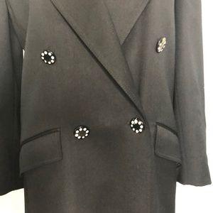 Escada Jackets & Coats - Vintage escada blazer sz38